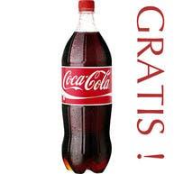 1 Litr Coca-Cola za FREE! Przy zamówieniu 2 pizz