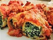 Cannelloni in Rosa