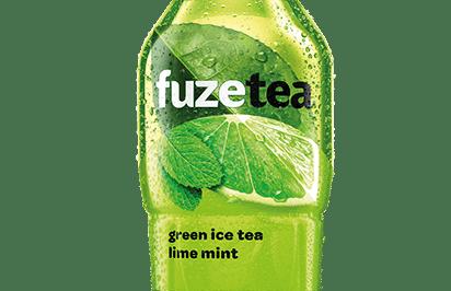 FUZETEA GREEN TEA LIME&MINT