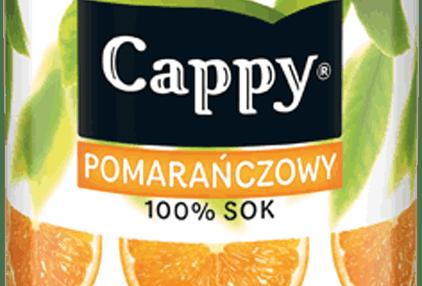 SOK CAPPY POMARAŃCZA