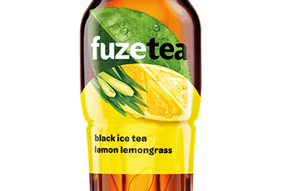 FUZETEA BLACK TEA LEMON&LEMONGRASS