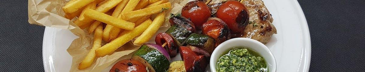 Dania obiadowe  mięsne specjały - zestawy
