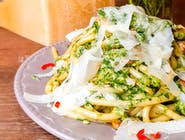 Pappardelle con spinaci LUNCH