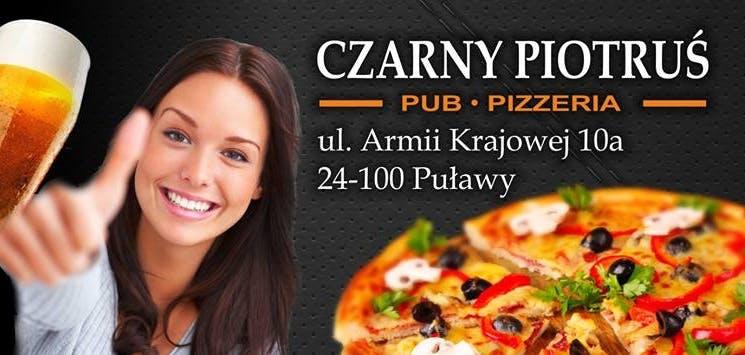 Czarny Piotruś - Pub i Pizzeria<br style=