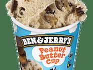Peanut Butter Cup 465ml Lody o smaku masła orzechowego z cukierkami z masłem orzechowym