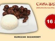 Kurczak sezamowy( sesame chicken)
