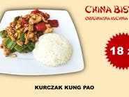 Kurczak Kung Pao(chicken kung pao)