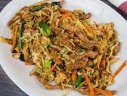 Kurczak Moo shu(chicken moo sho)