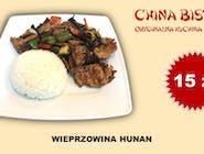 Wieprzowina Hunan (Hunan pork)
