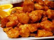 Kurczak Słodko Kwaśny