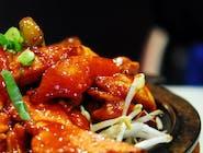Kurczak w Koreanskim BBQ