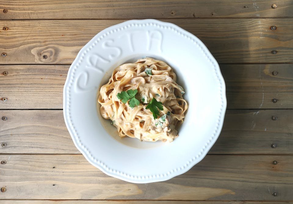 #pastaTime we wtoreki!