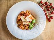 Spaghetti pepperoni