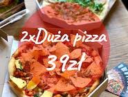 2x Duża Pizza