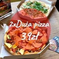 2 x Duża Pizza za 39 zł !