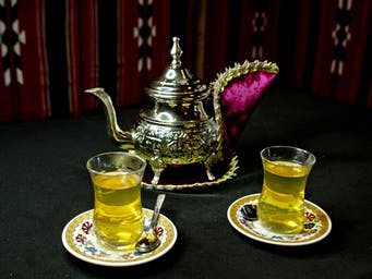 Herbata Marokanska
