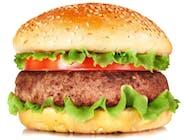 Hamburger z pieca