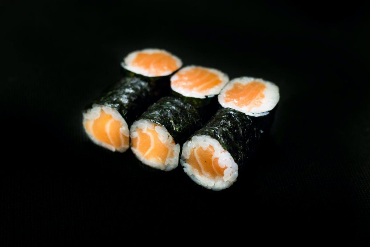 Sushi maki: Hosomaki 6szt.