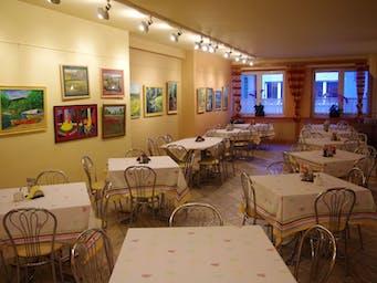 Restauracja Łódka