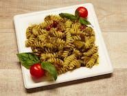 Pesto and Cherry Tomatoes