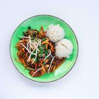 Czwartek = 2 Żółte Curry + Warzywa po Chińsku za 1 gr!