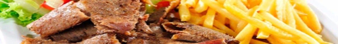 Kebab kubełek/talerz