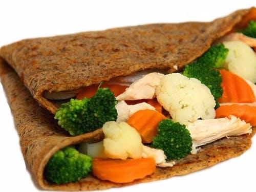 1. Gotowane warzywa (obiadowy)