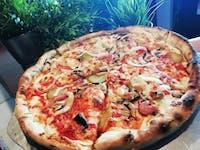 10% rabatu na wszystkie pizze w Stylu Amerykańskim