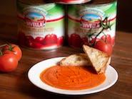 Crema di Pomodoro e Basilico