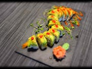 SURIMI DRAGON ROLL