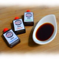 dodatkowy sos sojowy mały