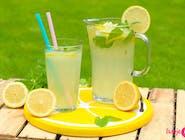 Domowa Lemoniada cytrynowa