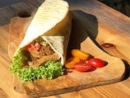 Wegański Kebab jalapeno
