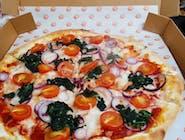 Pizza trzecia wegańska