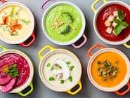 Zupa dnia (zupa dnia w zestawie z lunchem tylko 3,99 zł)