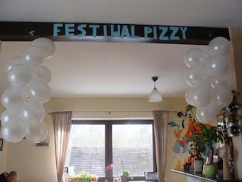 """""""Festiwal pizzy"""" z okazji naszych pierwszych urodzin"""