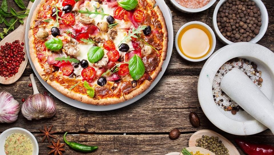 Pyszna Pizza