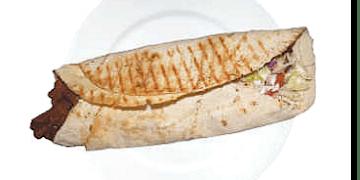 Kebab w cieście