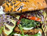 WARZYWNIAK(burger wegetariański)- NOWOŚĆ !!!