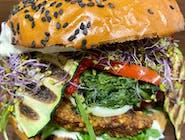 WARZYWNIAK ( burger  wegetariański)-NOWOŚĆ !!!
