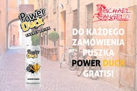 Do każdego zamówienia puszka Power Duck GRATIS!!!