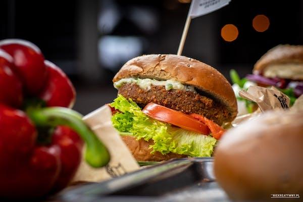 Falafel Vege Burger