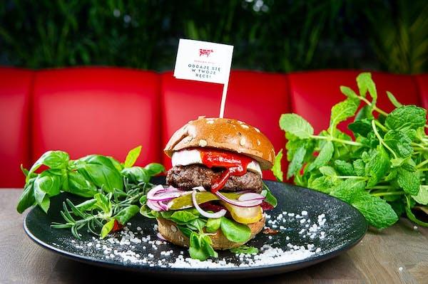 Zdrowa burger