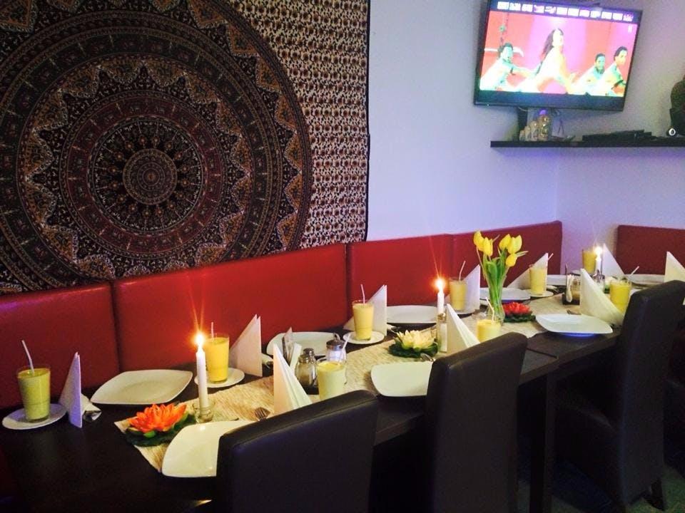 Restauracja Indyjska