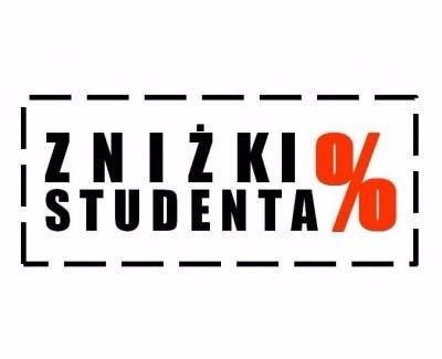 Rabat 10% dla studentów