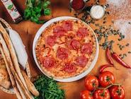 11. Pizza Diavola