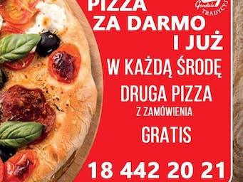 Środy z pizzą.