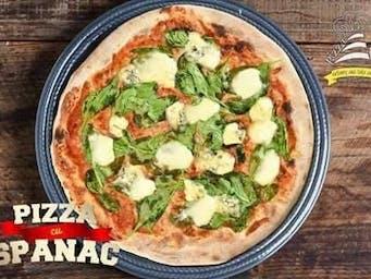 Spanac Pizza