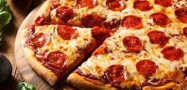Pizza 2+1 Gratis