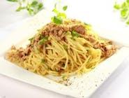 Spaghete con Tonno